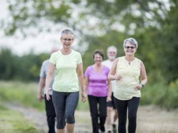 Walk to Improve Your Health